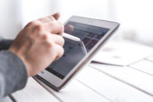 iPad pro 12.9 2020 hoesje